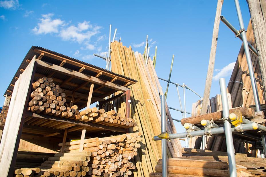 造園工事のイメージ