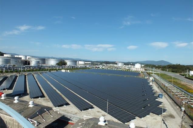 小名浜発電所工事風景